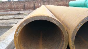 大口径12Cr1MoVG合金无缝钢管